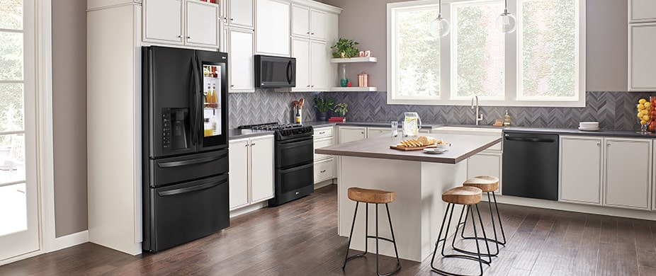 Premier Kitchen Liance Finishes Lg Usa