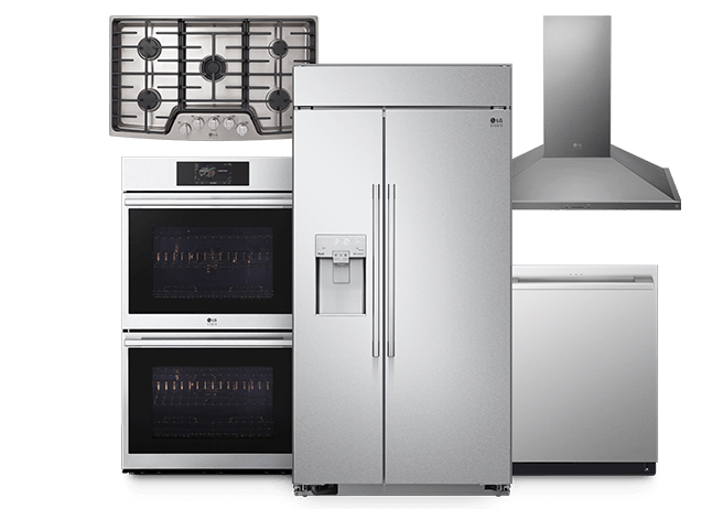 BUILT-IN STAINLESS STEEL Bundle