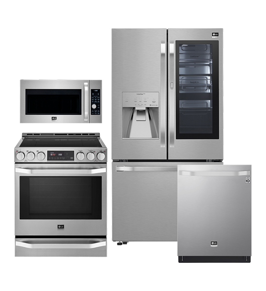 Mobile Kitchens Usa: LG STUDIO: High End Smart Appliances For Your Kitchen