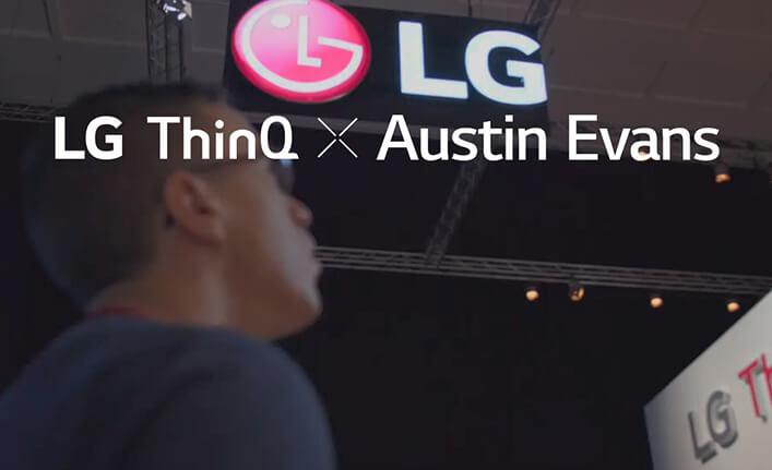 LG ThinQ - Think Wise  Be Free  | LG USA
