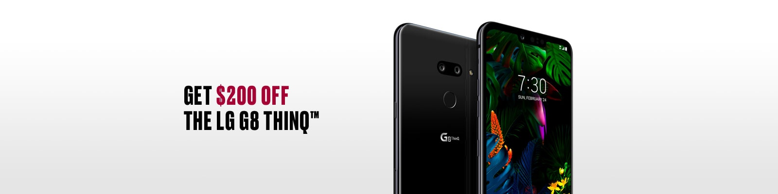 US Cellular LG G8 Promo. Get $200 off the LG G8 ThinQ.