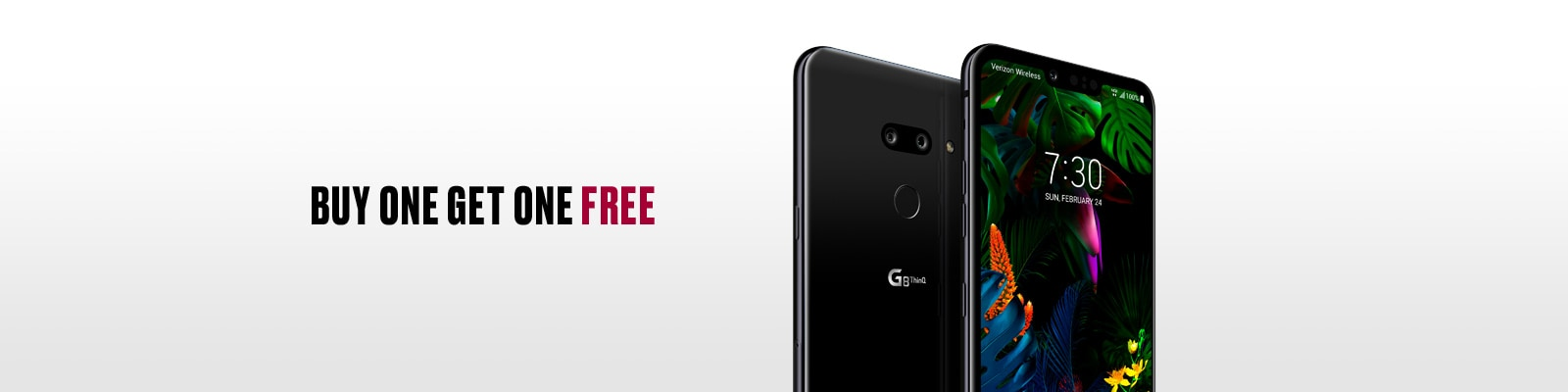 Verizon Wireless LG G8 Promo. Get up to $1000 when you switch with select trade-in and Unlimited.
