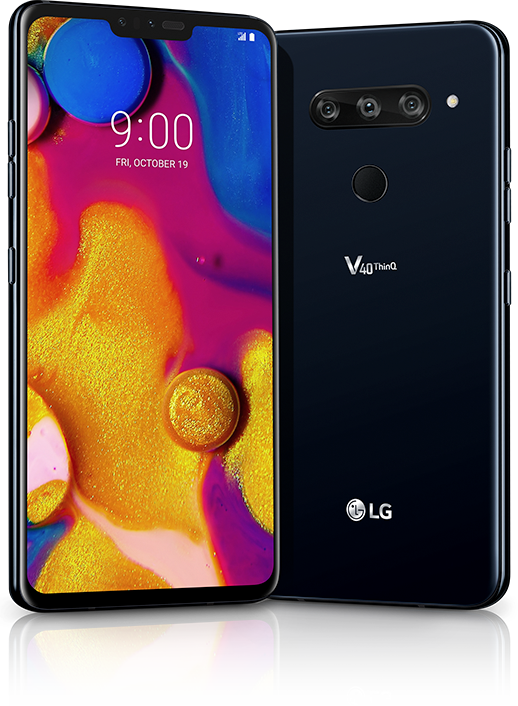 LG V40 ThinQ : Specifications, Deals, Carriers - Buy Now