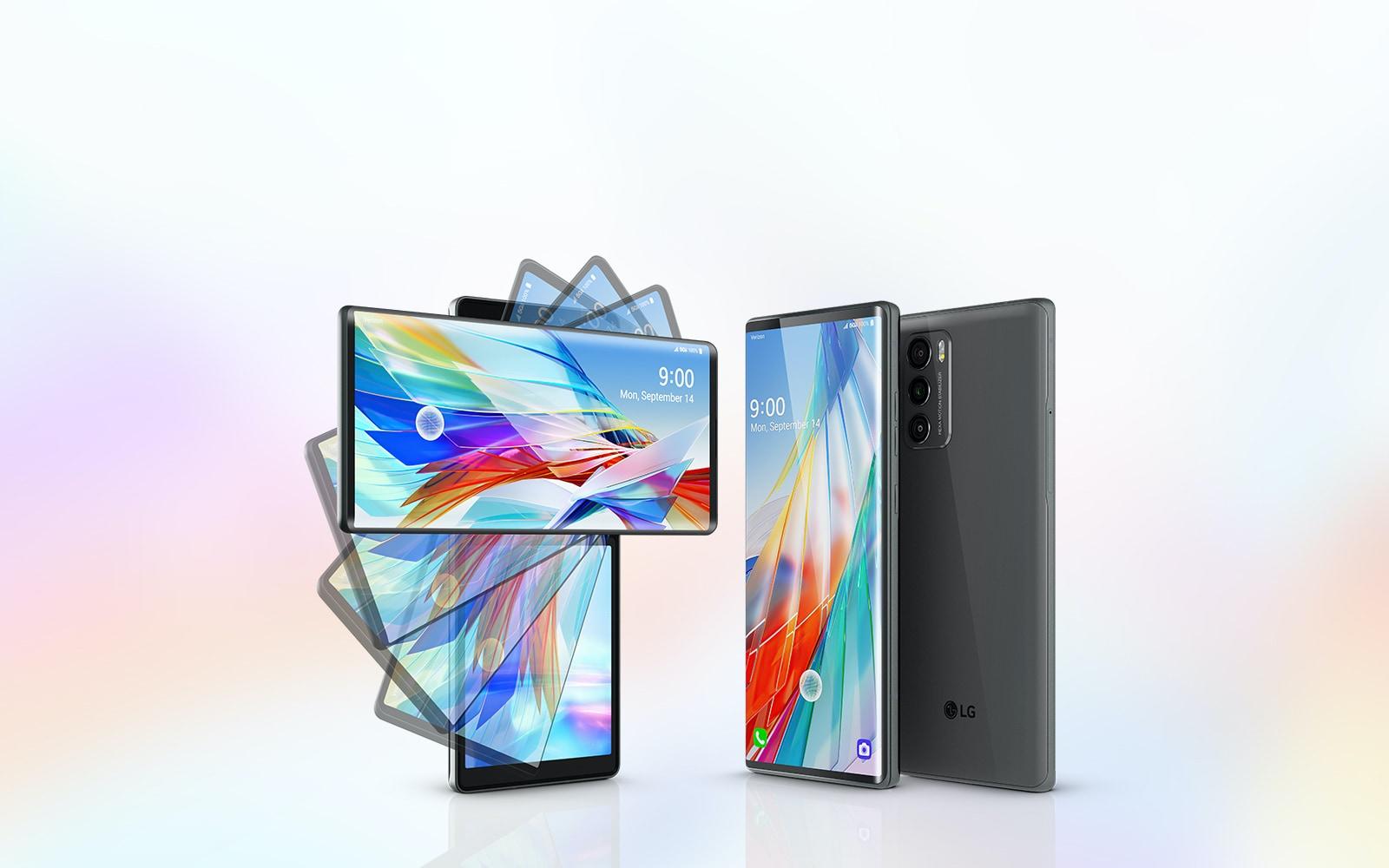 LG WING™ 5G
