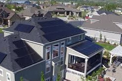 image from linked blog post: house with solar panels