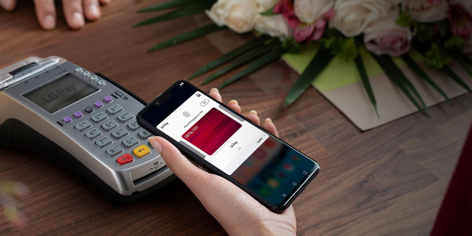 LG Pay Support | LG U S A