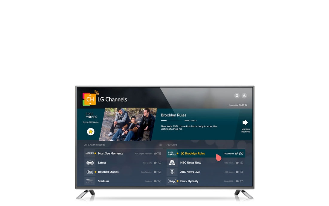 LG Channels: Free Premium Streaming, OTA Channels & More | LG USA