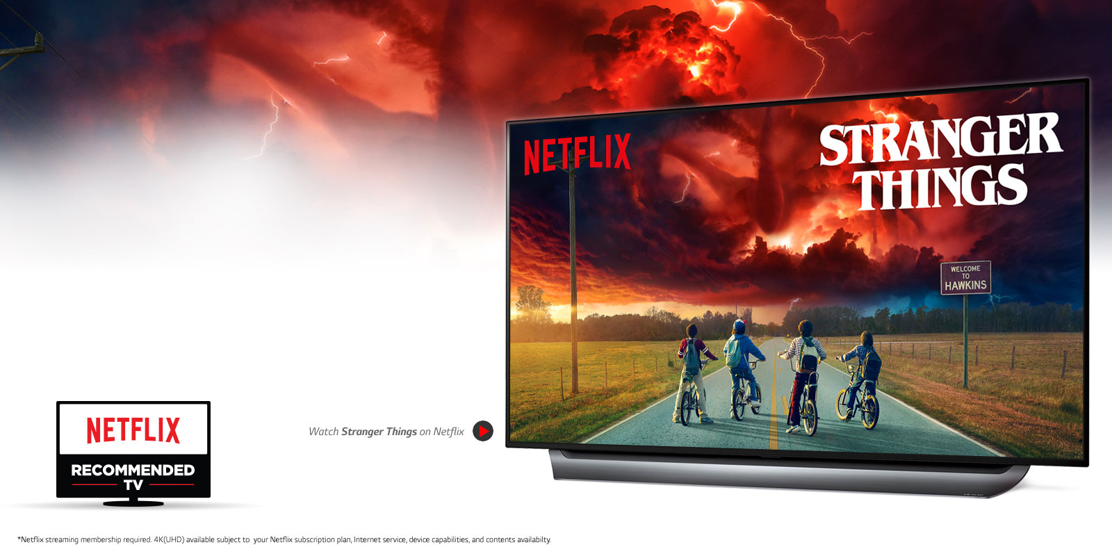 how to hook up netflix to your smart tv Smart tvs usually have a great selection of apps and online services including iplayer, netflix and youtube we show you how to get your new.