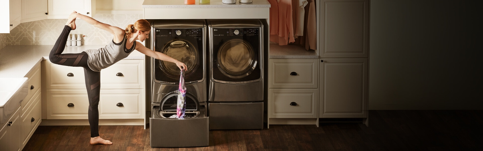 Washer dryer hookups meaning of dreams