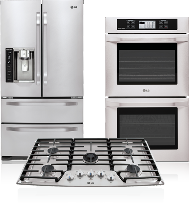 Captivating Lg Kitchen Appliances