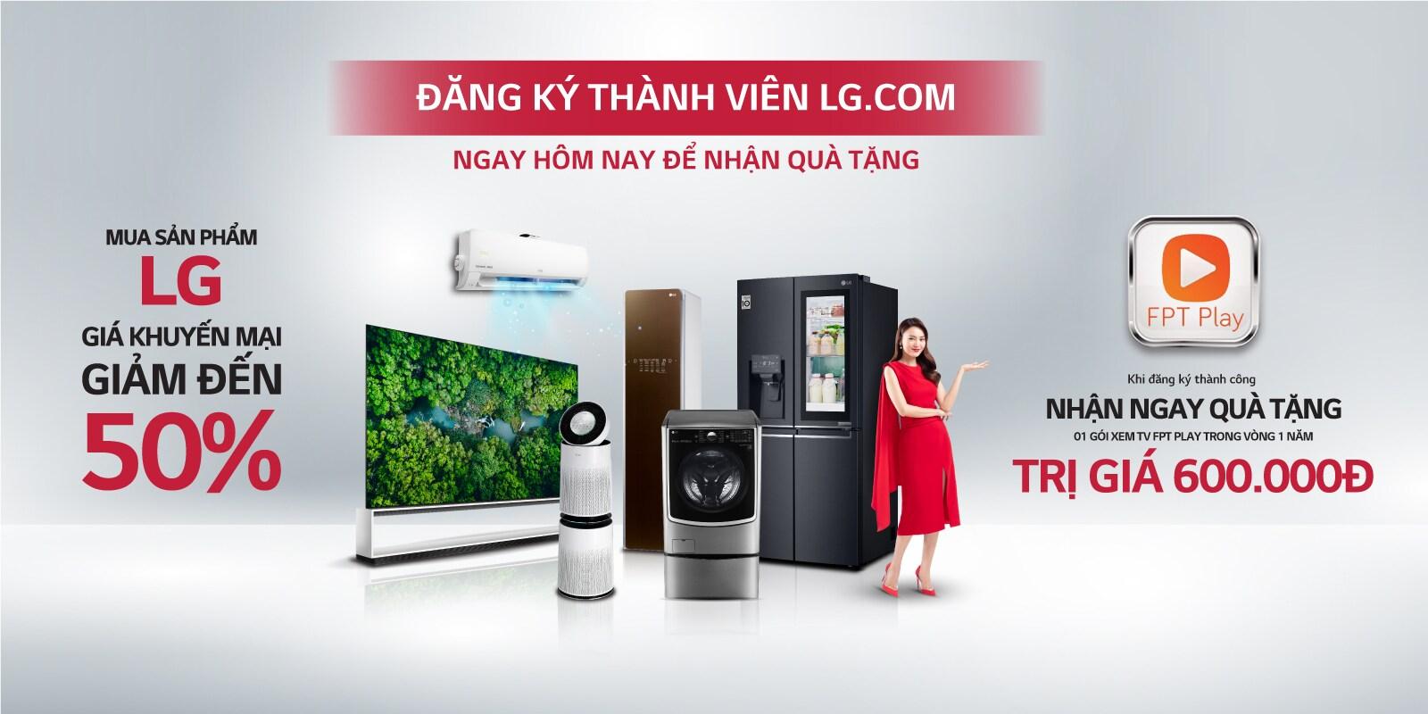 LG - Thiết bị giải trí - Điện tử gia dụng