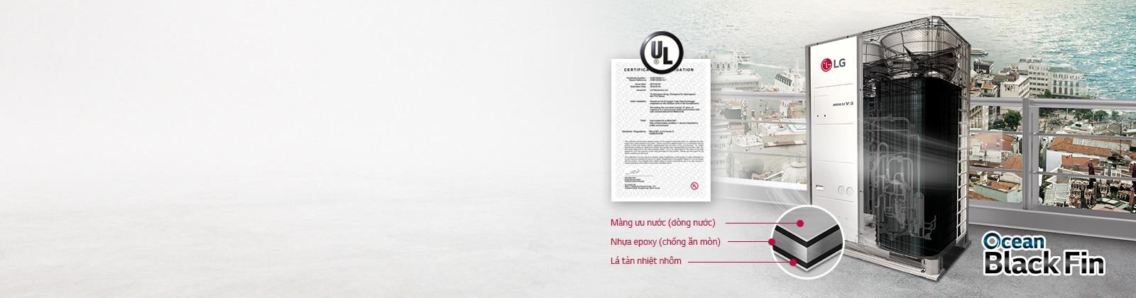 Điều hòa LG Multi V5 Điều hòa trung tâm