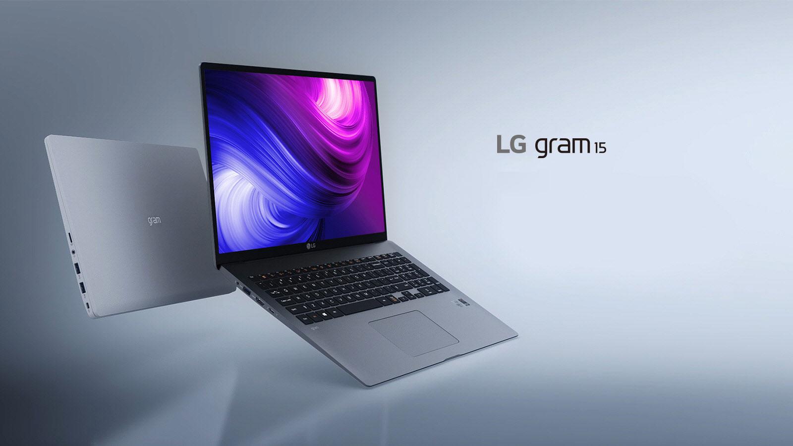 Đi mọi nơi, Làm mọi việc. LG gram 15