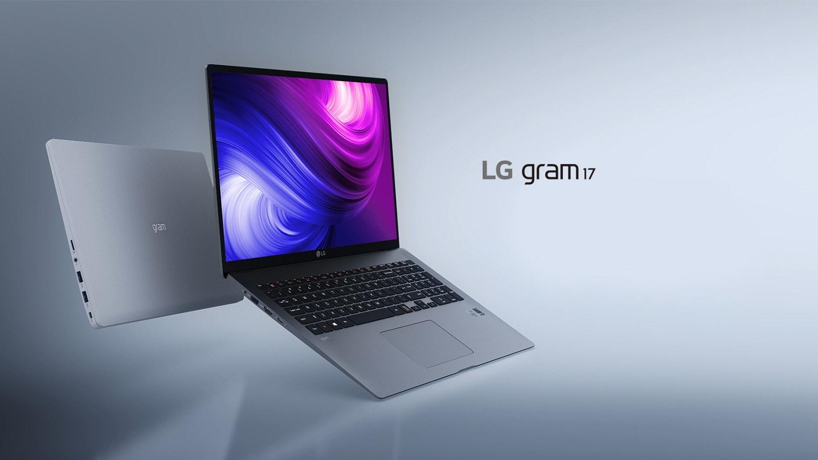 Đi mọi nơi, Làm mọi việc. LG gram 17