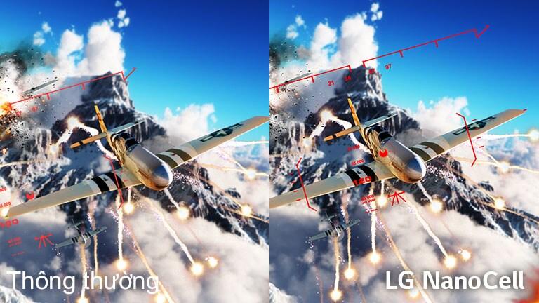 LG 49NANO86TNA - Độ trễ đầu vào tối thiểu