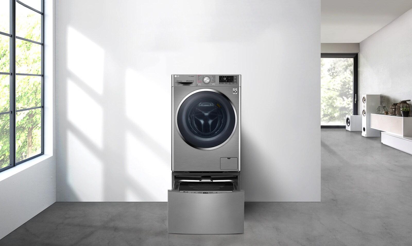 Máy giặt LG TWINWash Inverter TWC1409S2E & TC2402NTWV
