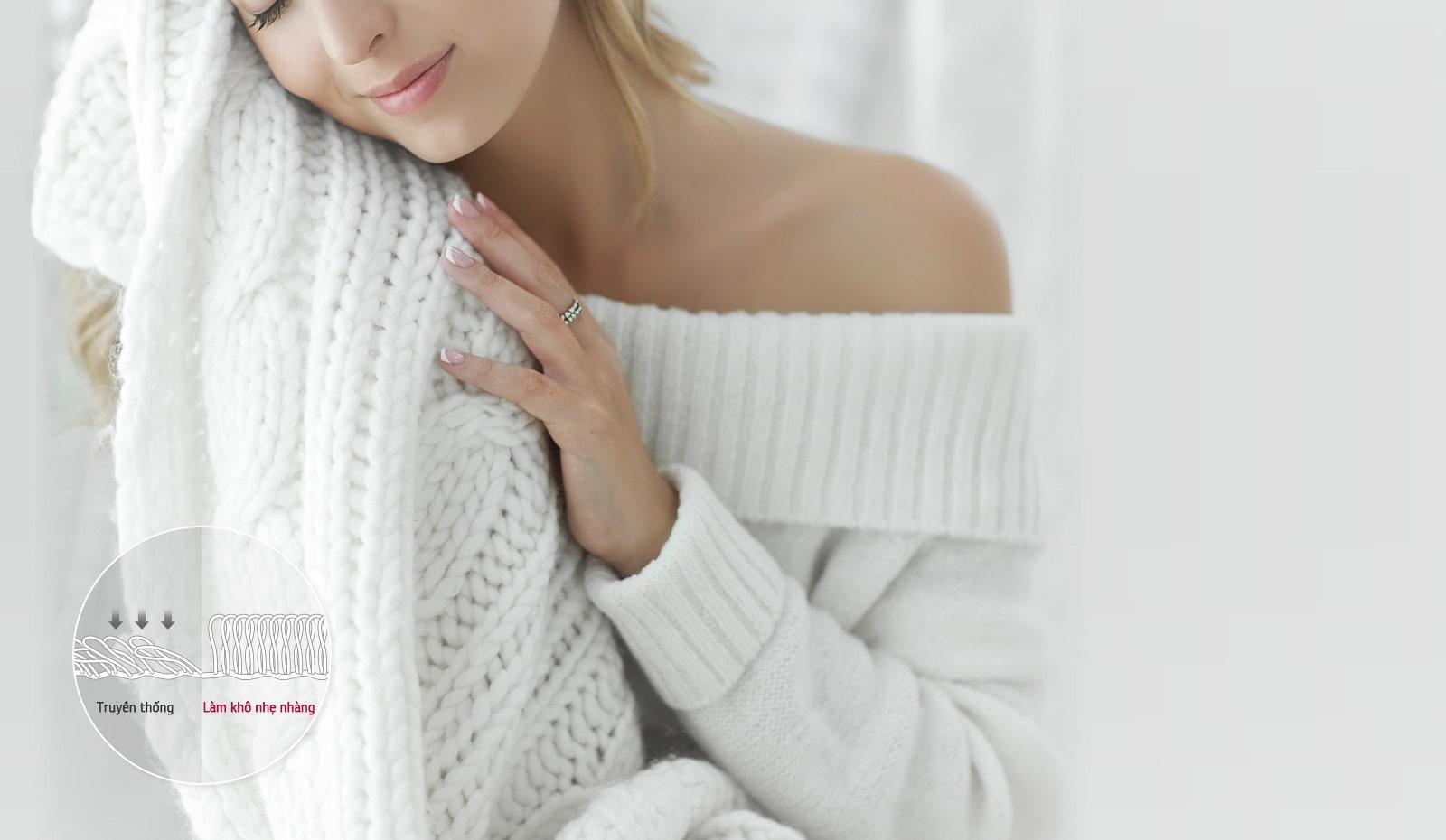 Ngăn ngừa sự co rút<br> và hư hỏng quần áo<br>3
