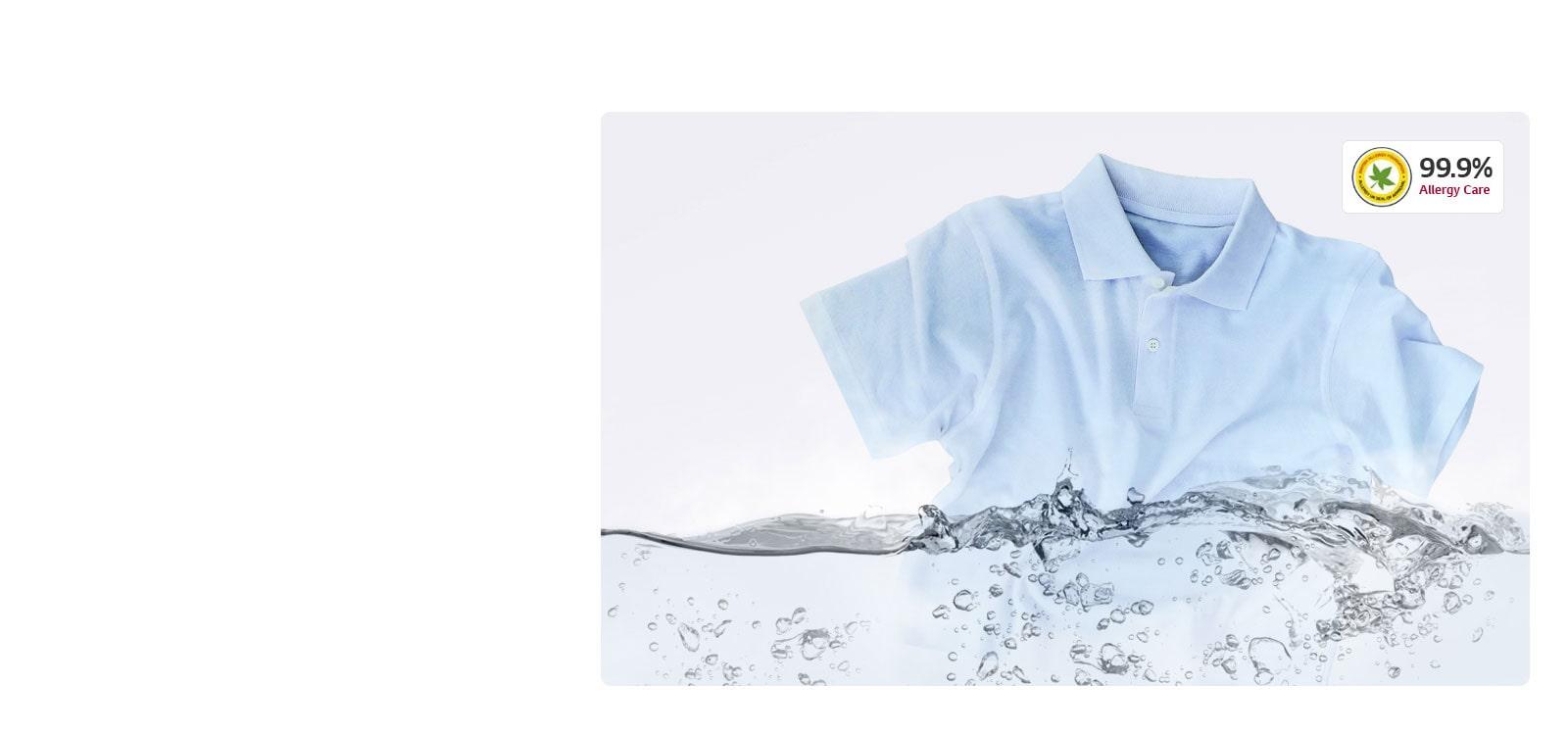 Xử lý vết bẩn và tác nhân gây dị ứng bằng hơi nước3