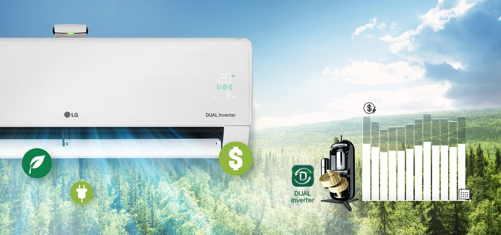 Tiết kiệm hóa đơn tiền điện, Thân thiện với môi trường5
