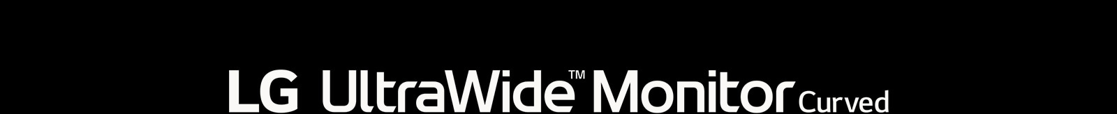 LG UltraWide™ Monitor Curved