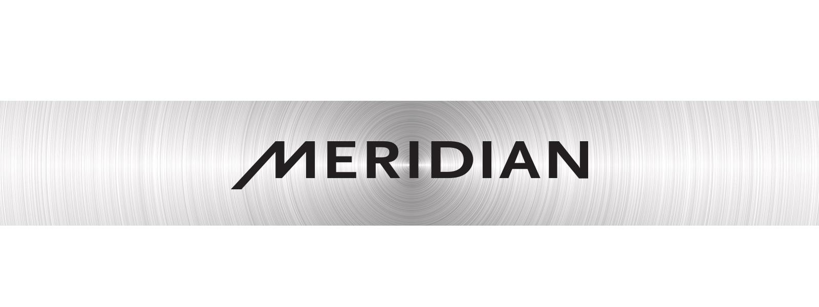 """Hình ảnh logo của """"Meridian"""""""