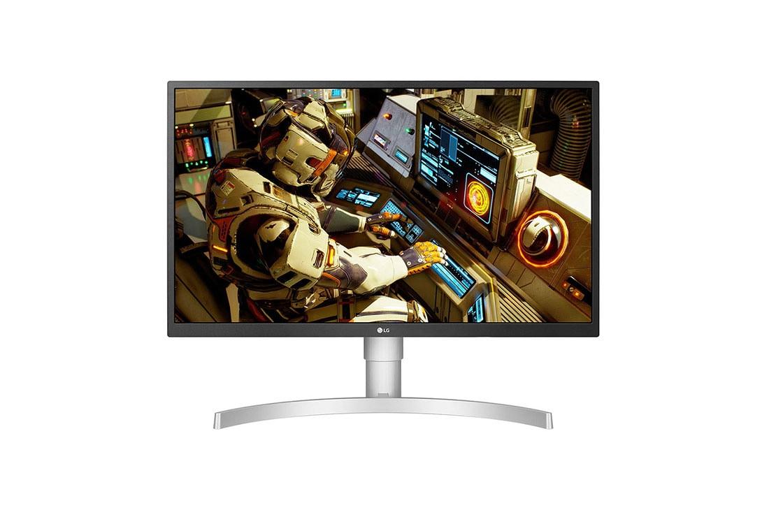 LG Màn hình máy tính 27UL550-W 1
