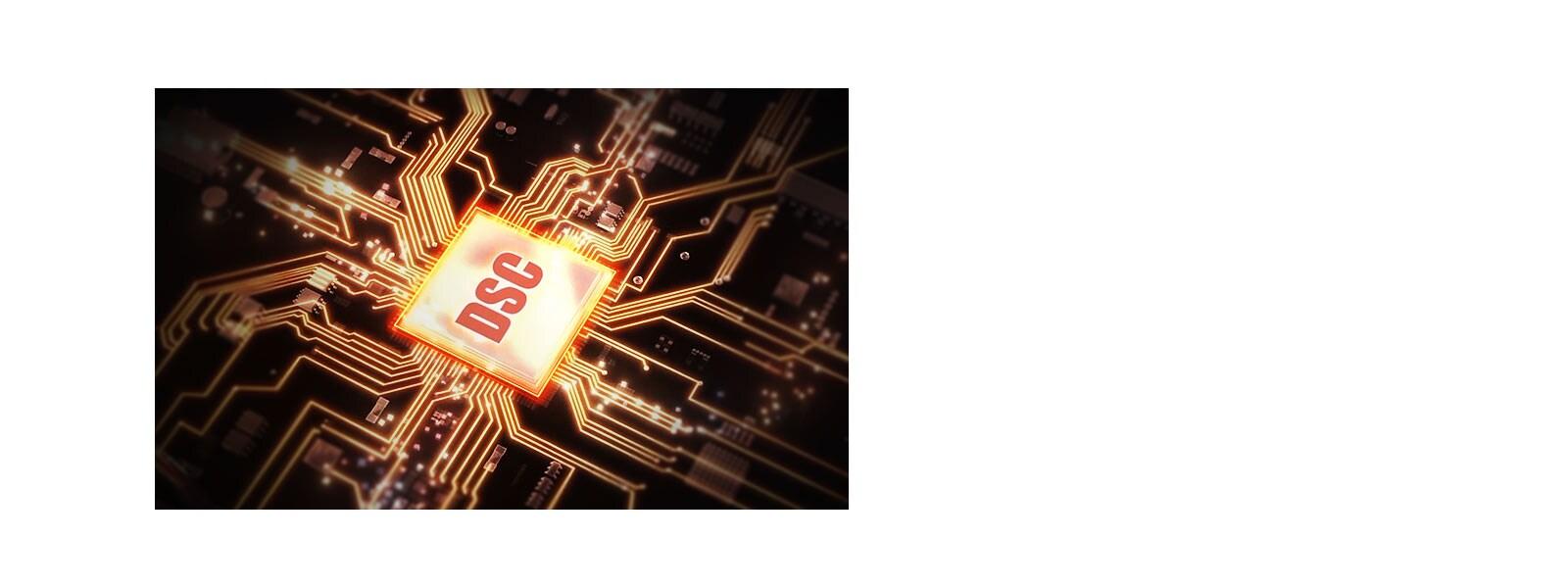 Card Nén Luồng dữ liệu Hiển thị (DSC)