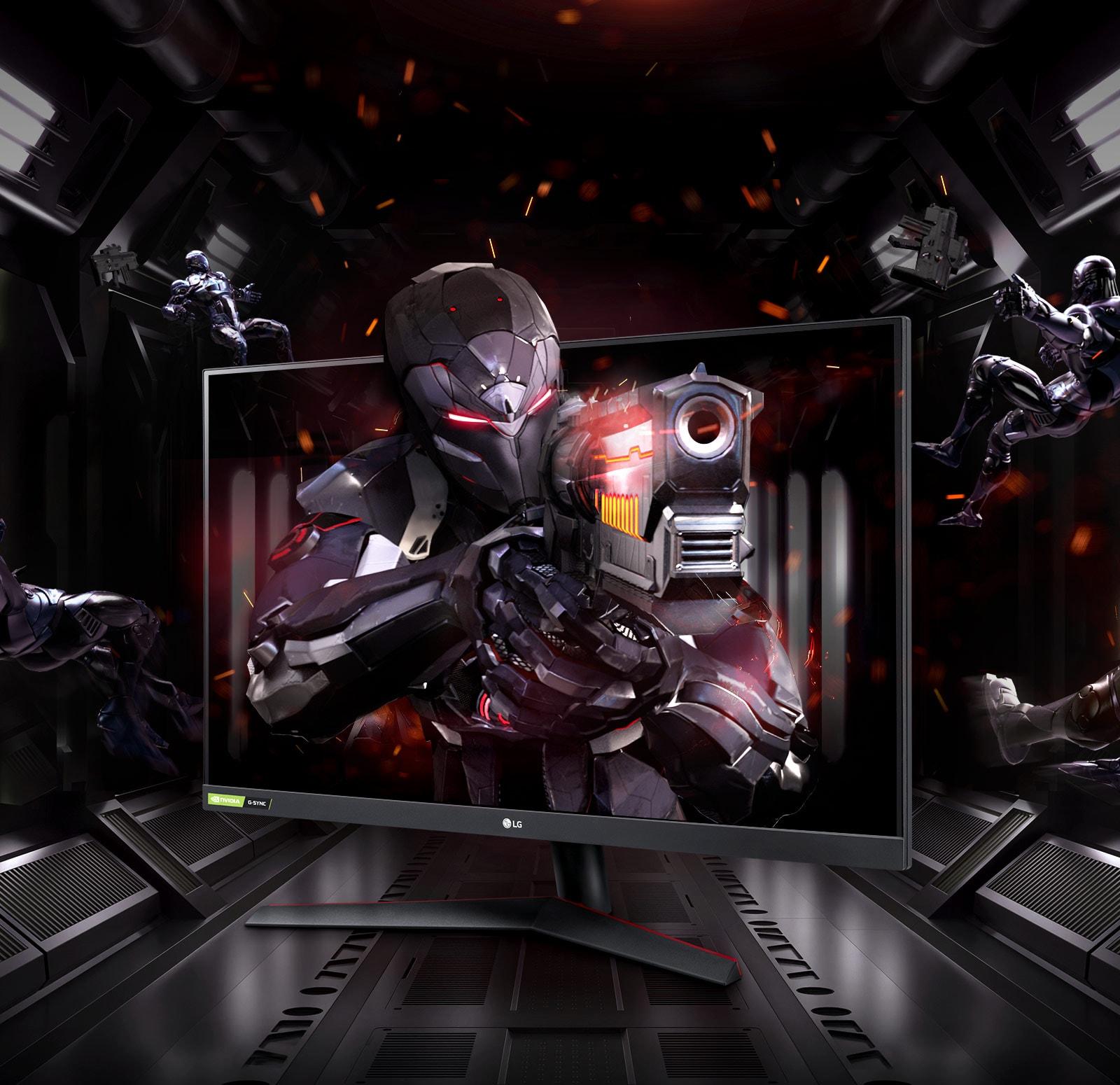 Màn hình LG Ultragear, thiết bị mạnh mẽ để bạn chơi game