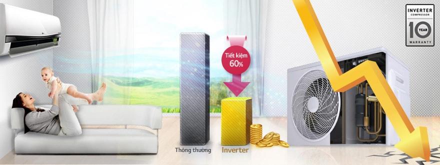 Công nghệ Inverter V