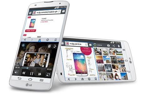 lg g pro 2 dual screen
