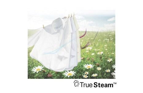 Công nghệ giặt hơi nước TrueSteam™