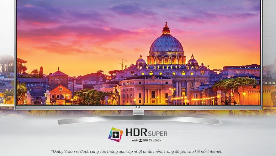 HDR SUPER với Dolby Vision