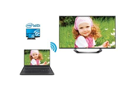Tivi Cao cấp Lg năm 2013   Điều khiển thông minh Tivi 3D Led LG 42LA6200