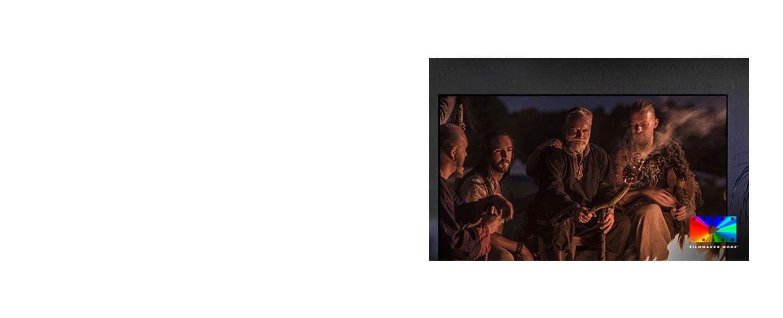 Video hiển thị Christopher Nolan trong một cuộc phỏng vấn