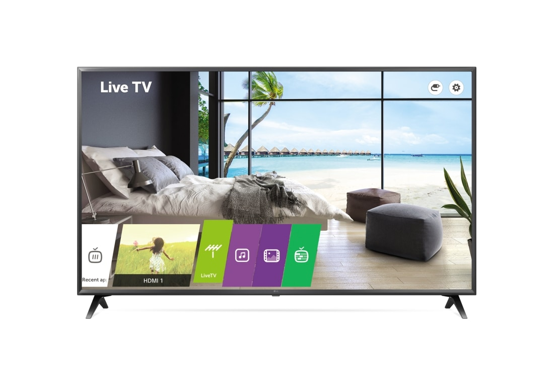 LG Commercial TV 55UU660H 1