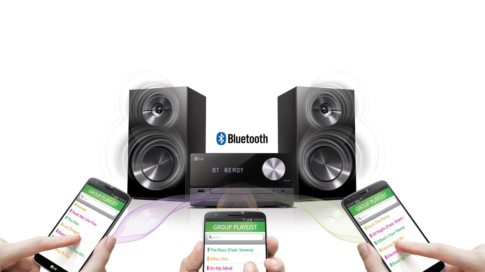 Multi Bluetooth