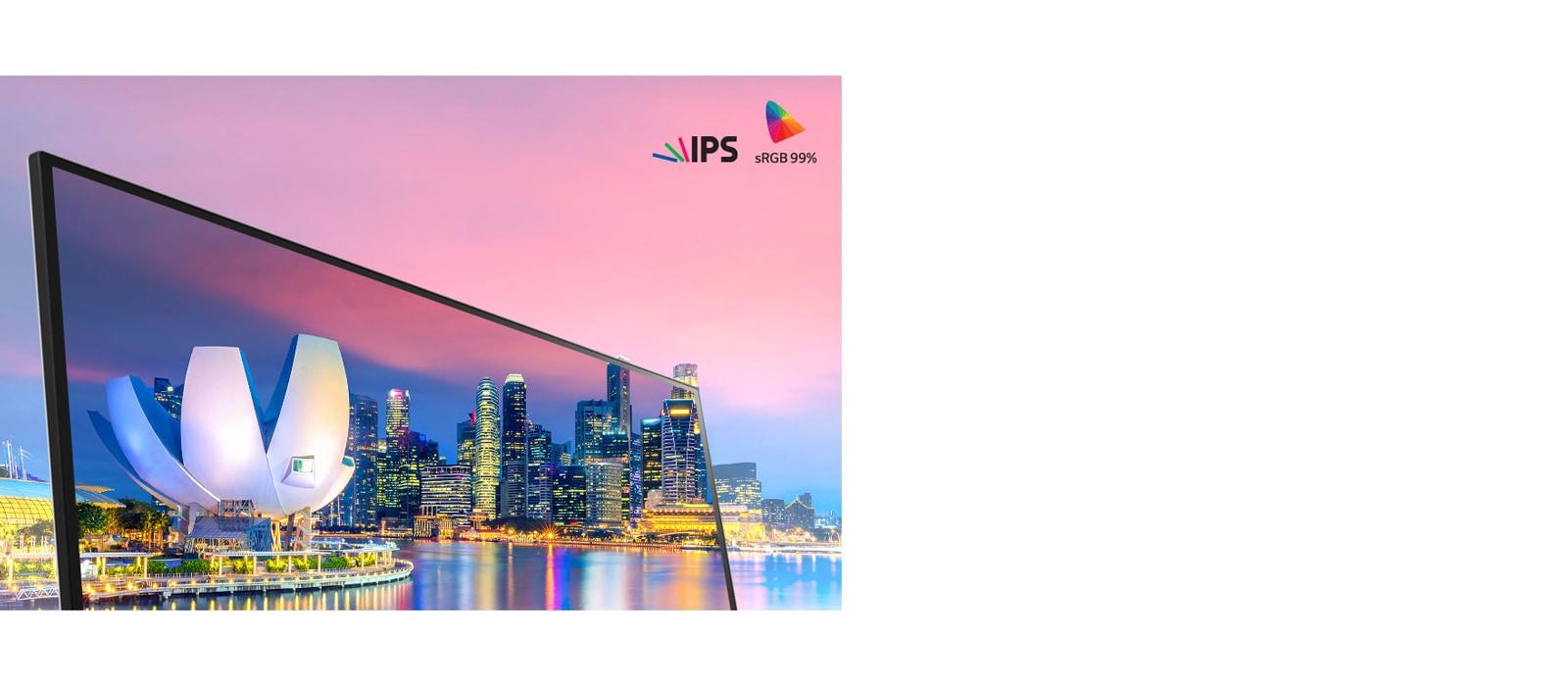 LG Monitors - IPS with sRGB 99%25