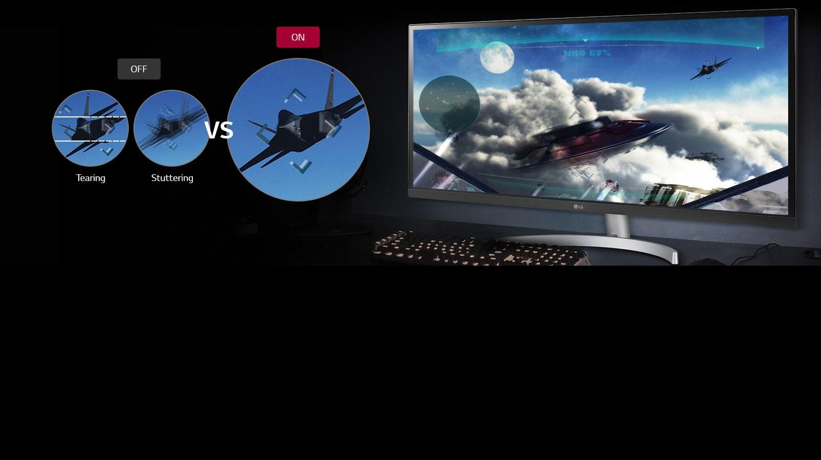 LG Monitors - AMD FreeSync™