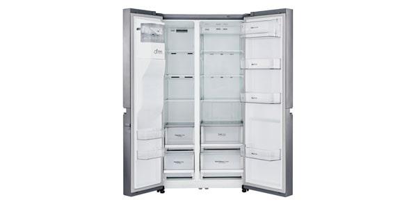 LG Fridges -  Tough & Durable Tempered Glass Shelves