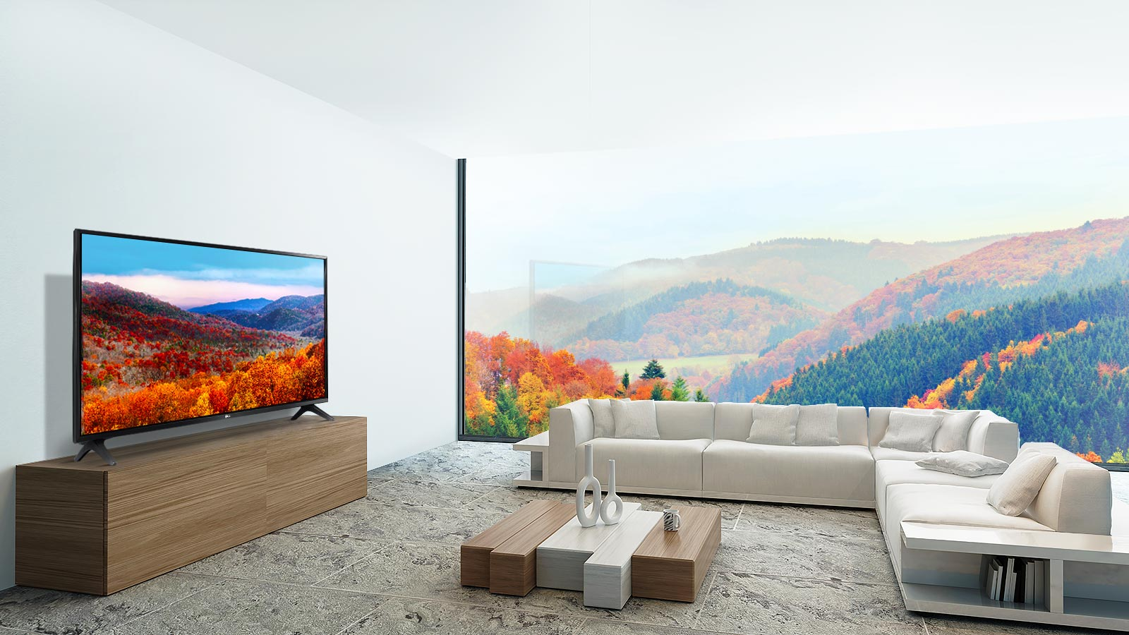 LG TV's - Sophisticated inside and out