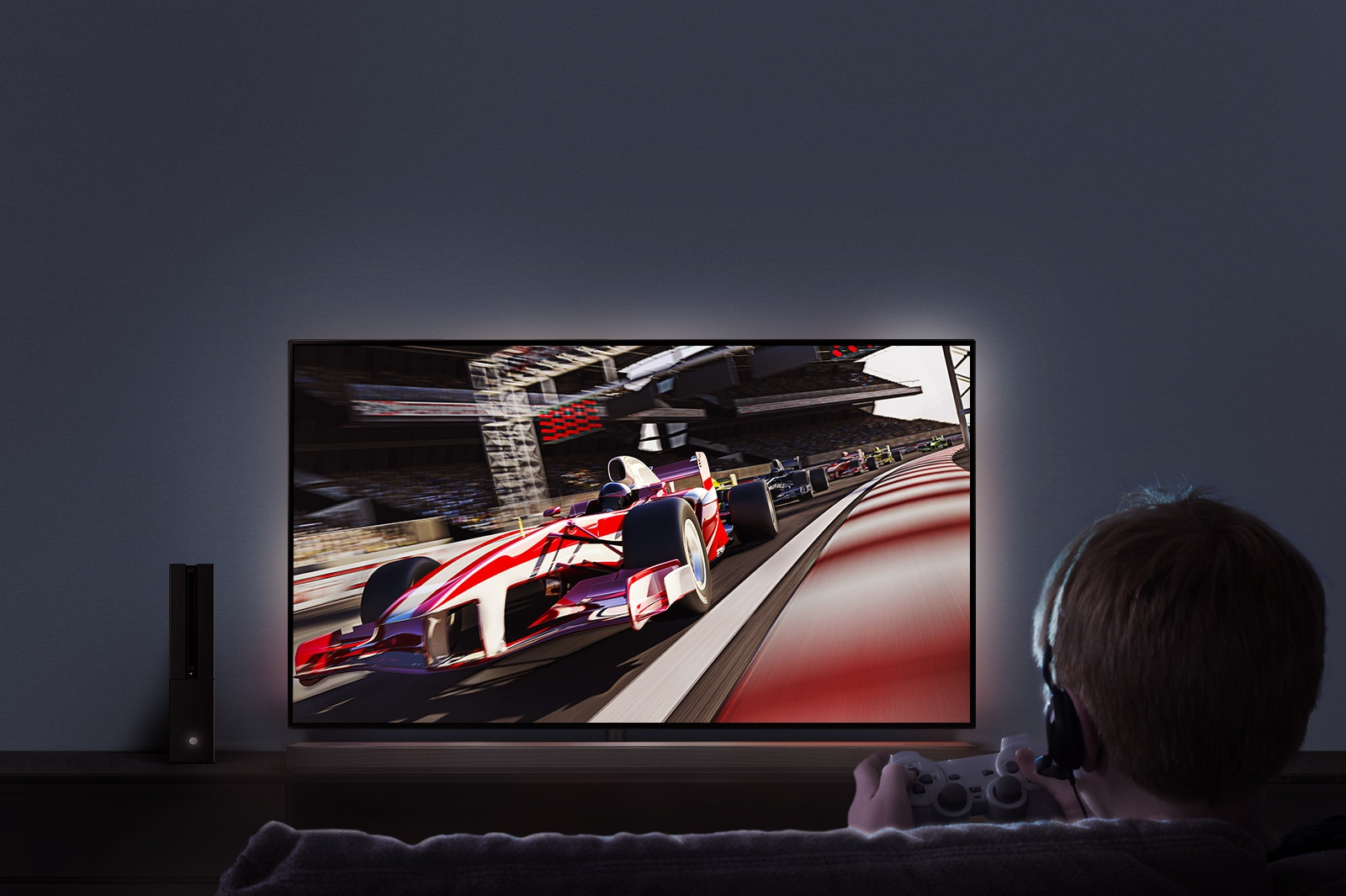 LG TV's - Smooth and fast 4K HDR gaming