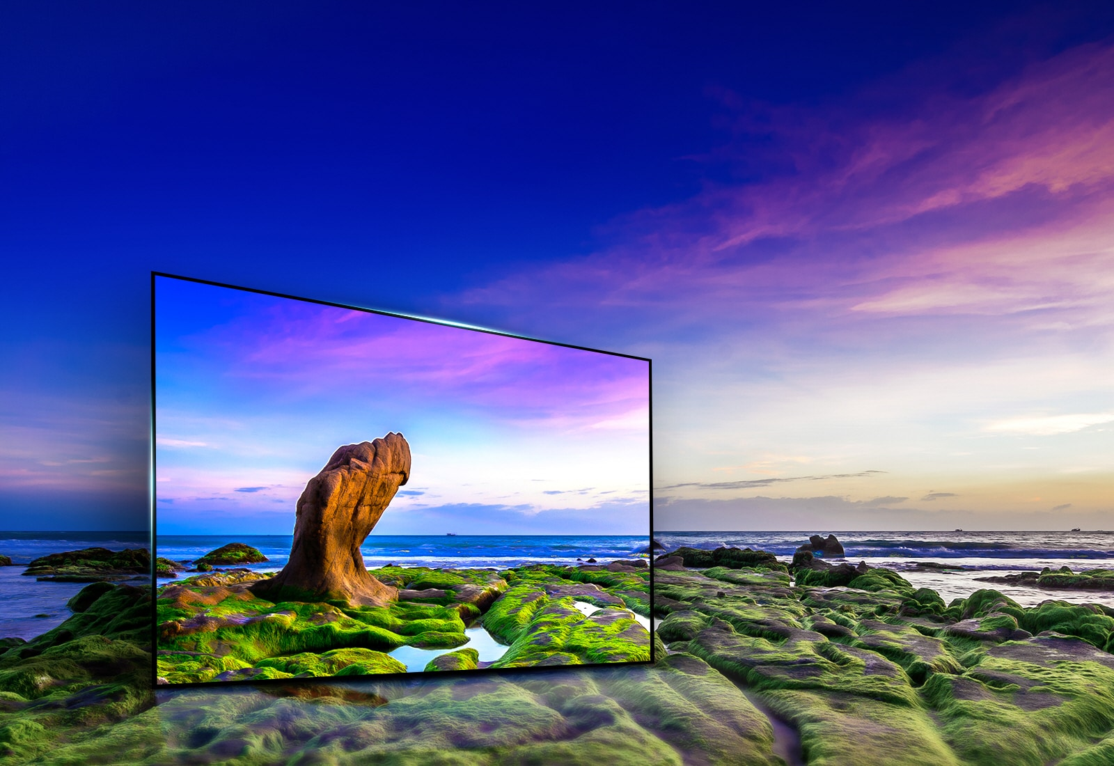 LG TV's - More consistent color and contrast from any seats