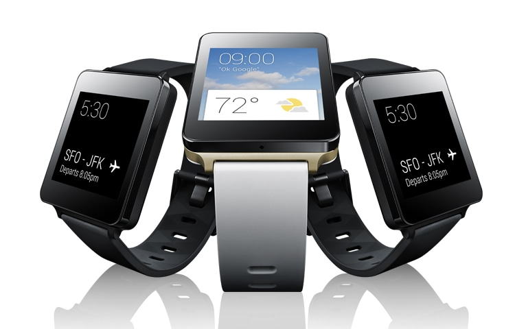 LG Mobile Phone Accessories G WATCH thumbnail 2