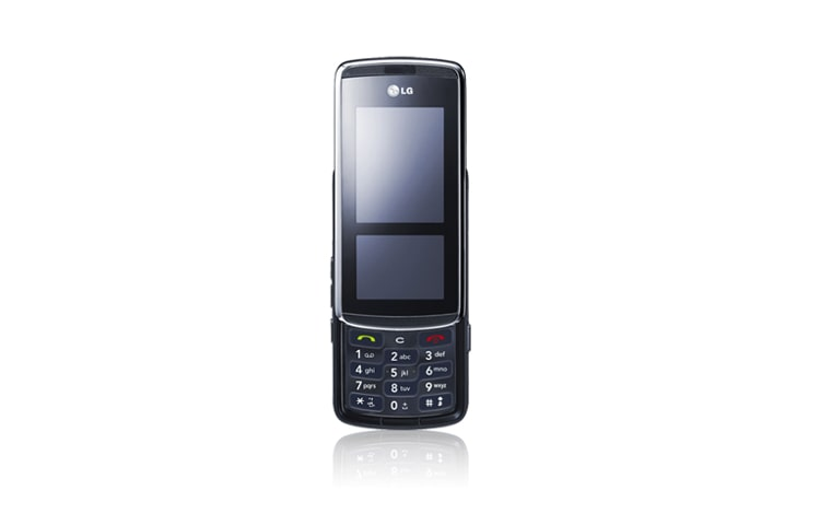 LG Mobile Phones Mobile Phone with InteractPad™, Music Player, and 3 MP Camera thumbnail +2