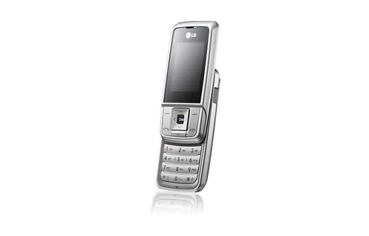 LG Mobile Phones Mobile Phone with 1.3 MP Camera, Tri-band, FM Radio, Polyphonic Ringtones thumbnail 2