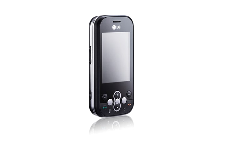 LG Mobile Phones Mobile Phone with 2 MP Camera, QWERTY Keyboard, SMS, Email Wizard, and Social Networking thumbnail 2