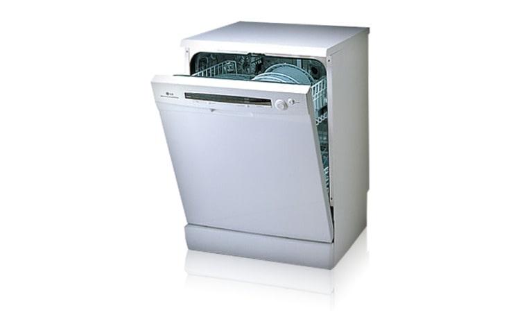 lg ld-2040wh dishwasher - 12 place settings