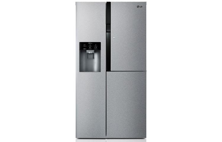 Lg 614l Side By Side Refrigerator Gc J237jsxv Lg South