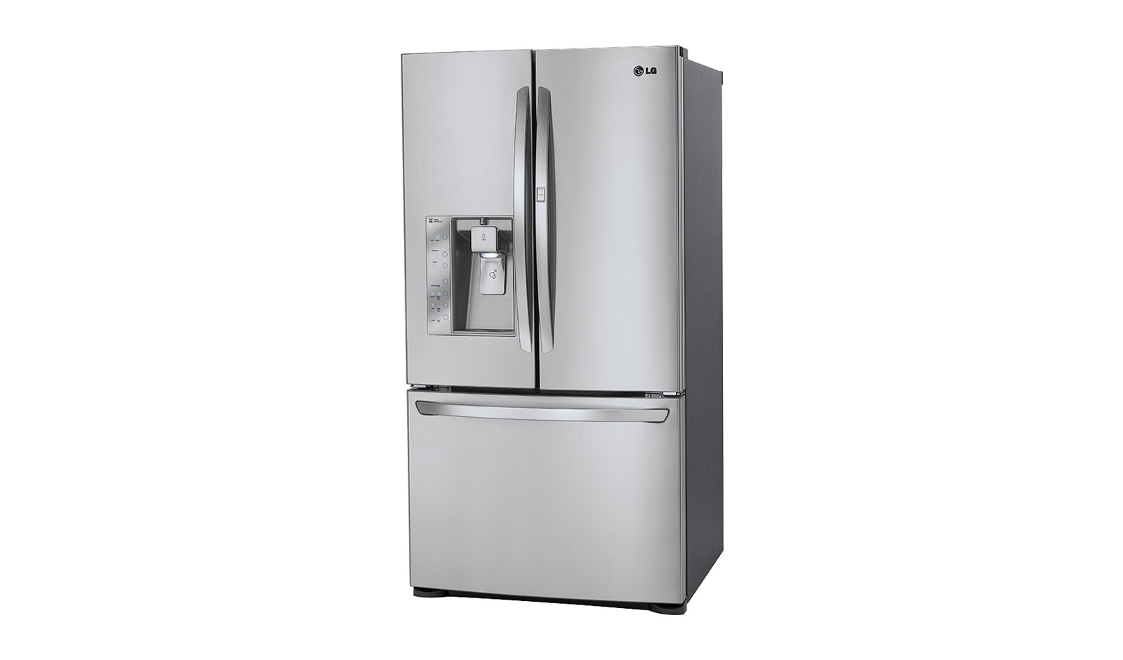 LG 694L Side by Side Refrigerator: GR-J268LSJV | LG South Africa .