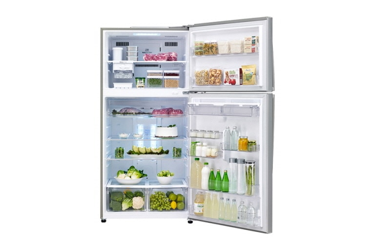 LG Fridge Freezers GN-B602HLPL thumbnail 2